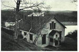 Den gamle kraftstasjonen Kuråsfossen I