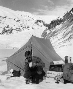 Jostedalen, mai 1962