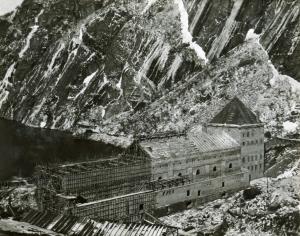 Glomfjord - under bygging - Statkraft