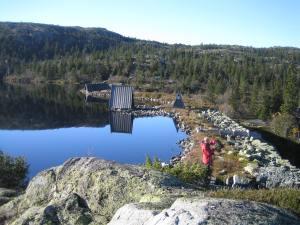 Kongens dam - NVE (2)