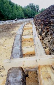Forbygning Sølna detalj - Foto Arne Hamarsland, NVE