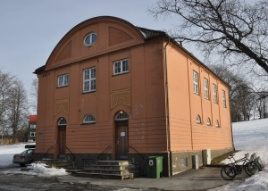 Paulinelund 1 - vest og sør fasade - Henning Weyergang-Nielsen
