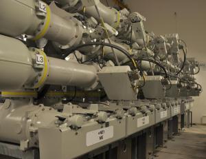 Vest-Finnmark 18.-19.08.09 015 Apparatanlegg isolert med SF6-gass - Sissel Riibe - NVE