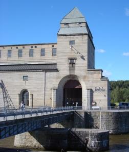 Solbergfoss kraftstasjon