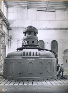 Oerlikan generator