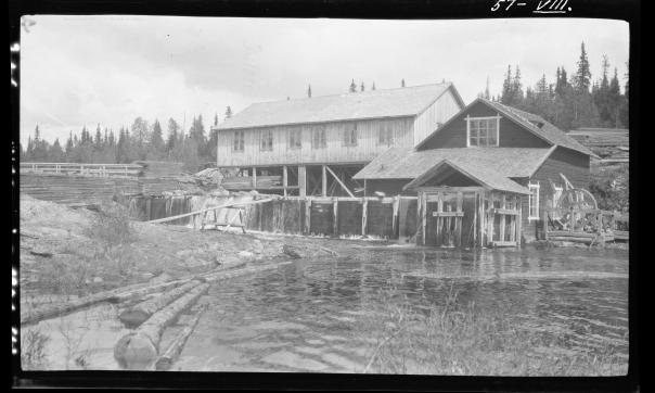 Foto: Olav Skjørten/NVE 1926