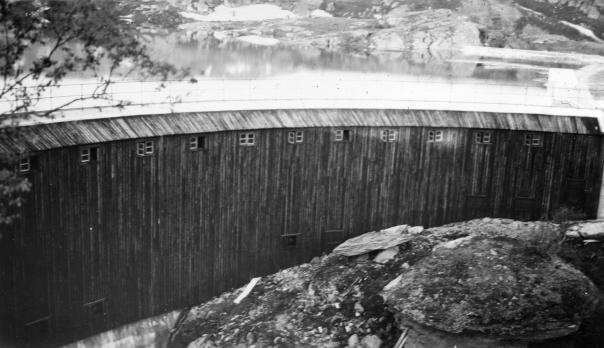 Foto: Damtilsynet/NVE 10/6-1936