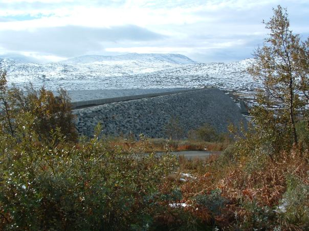 3112 Aursjø, oversikt DAB