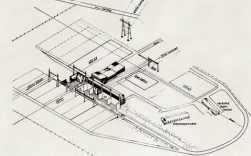 Stasjonstomta - NVE-Statskraftverkene