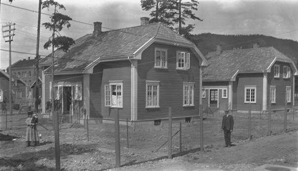 Foto: Kanalvesenet/NVEs fotoarkiv 1910