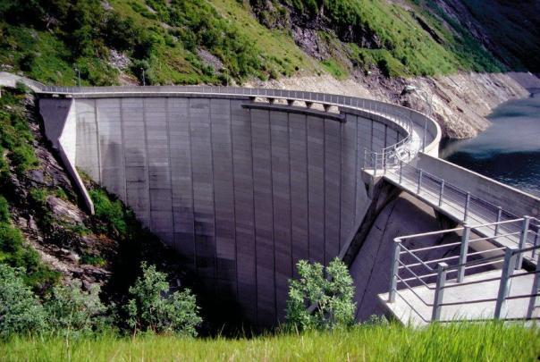 Tafjorddammen Foto NVE Hillestad s 57