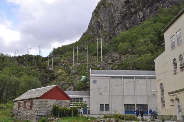 Oltedal kraftverk