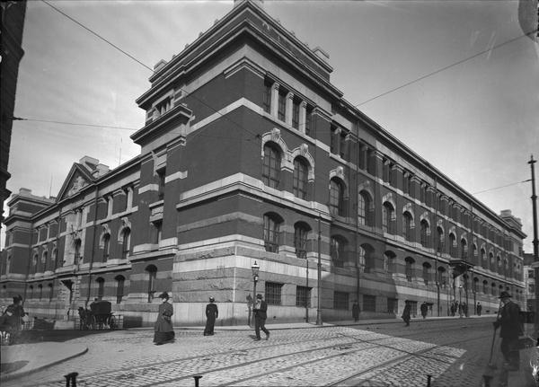 Kunstindustrimuseet 1905, Per Adolf Thorén, oslo museum byhistorisk samling