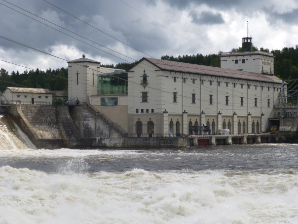 Rånåsfoss kraftverk