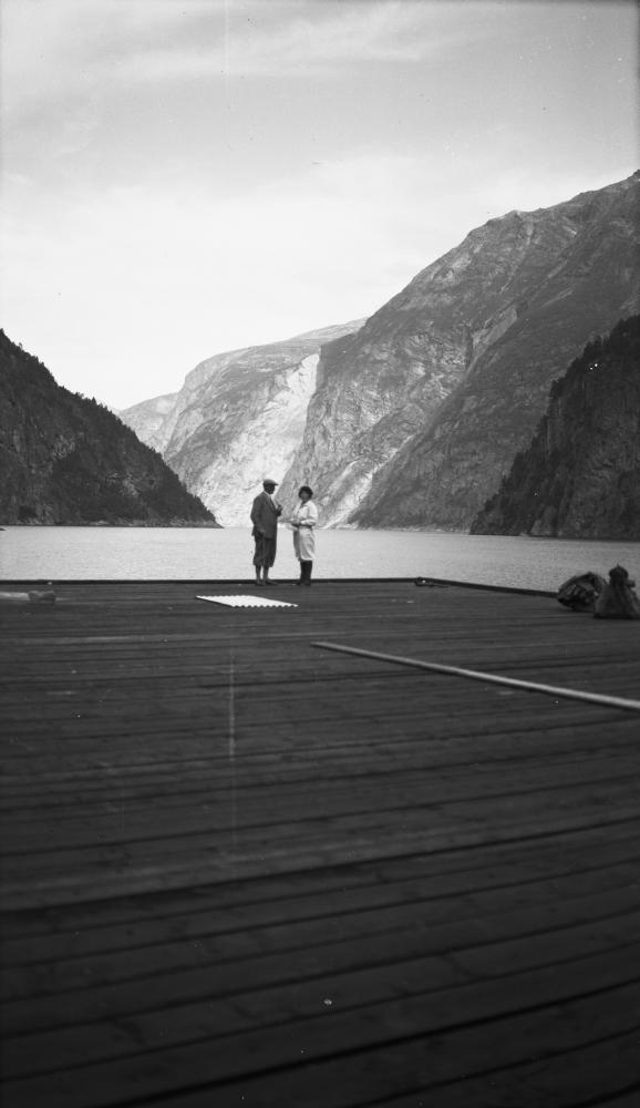 Tafjord, fjellraset m.v.