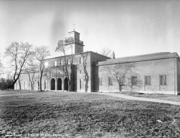vigelandsmuseet anders beer wilse 1932 oslo museum