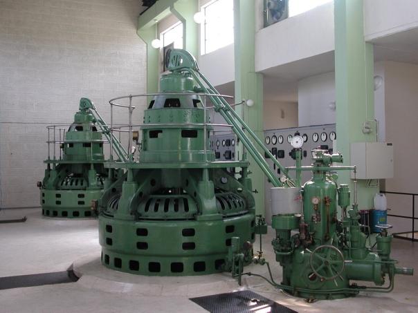 Sagnfossen kraftverk