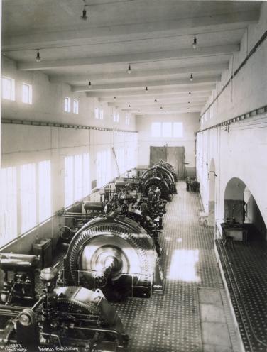 Arendal fossekompani. 1913