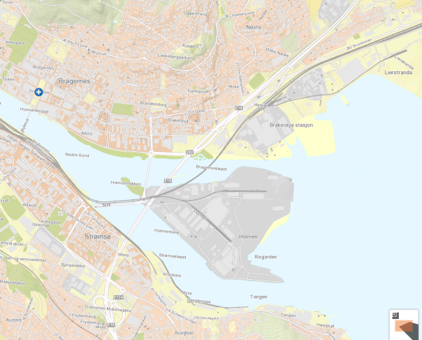 drammenelvas-utlop-norgeskart