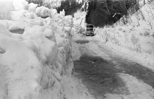 Vintervei ved Nea