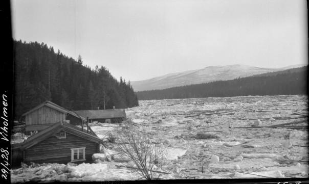 Isgangen i Stor-Elvdal